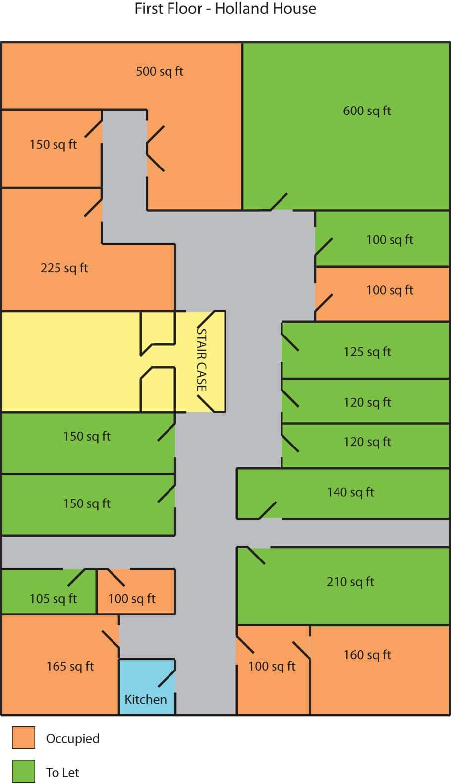 Office Plan Manchester