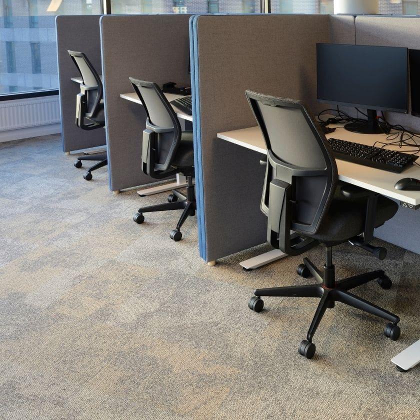 Office Desks Close Up Manchester